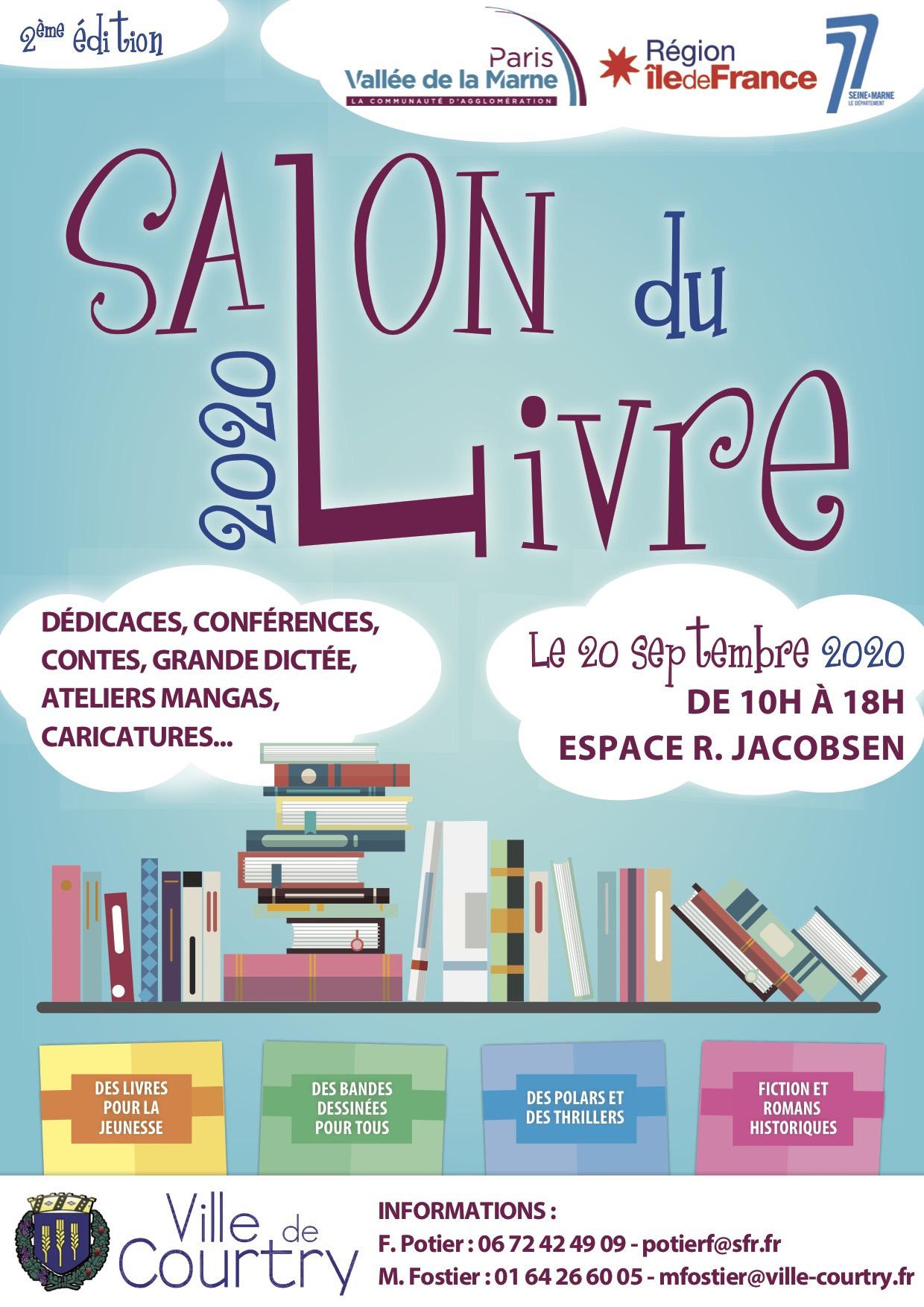 Affiche salon du livre copie