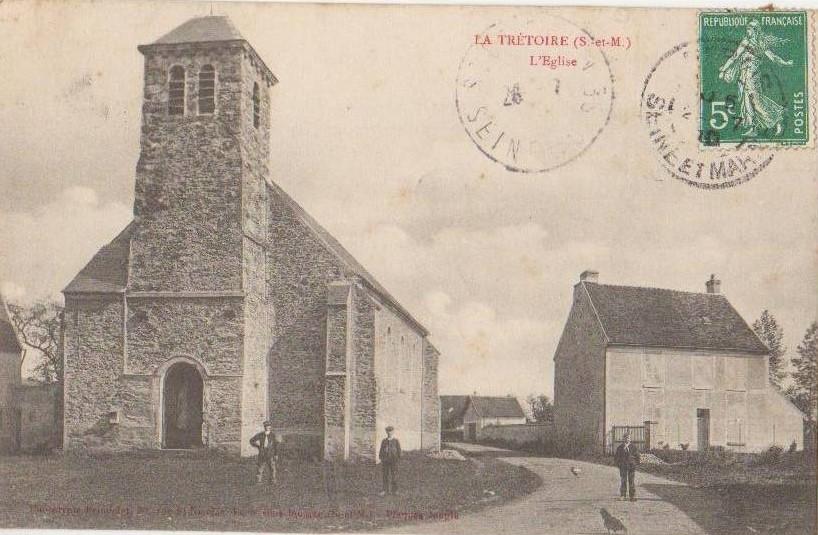 Eglise la tretoire 2