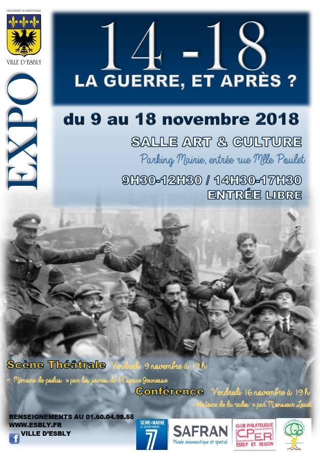 Esbly 1918