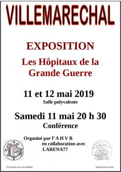 Expo villemarechal 2019
