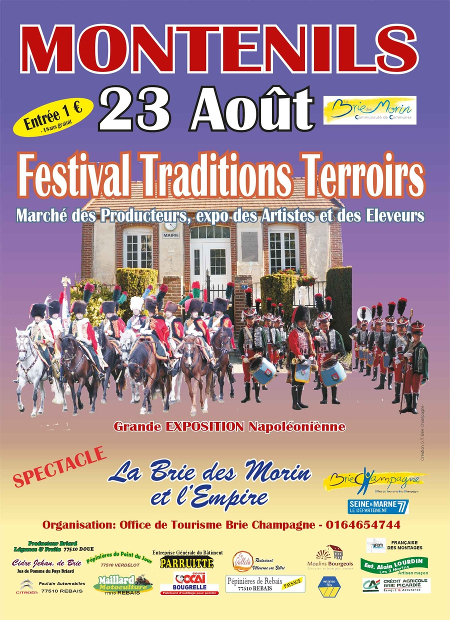 Festival traditions terroirs m