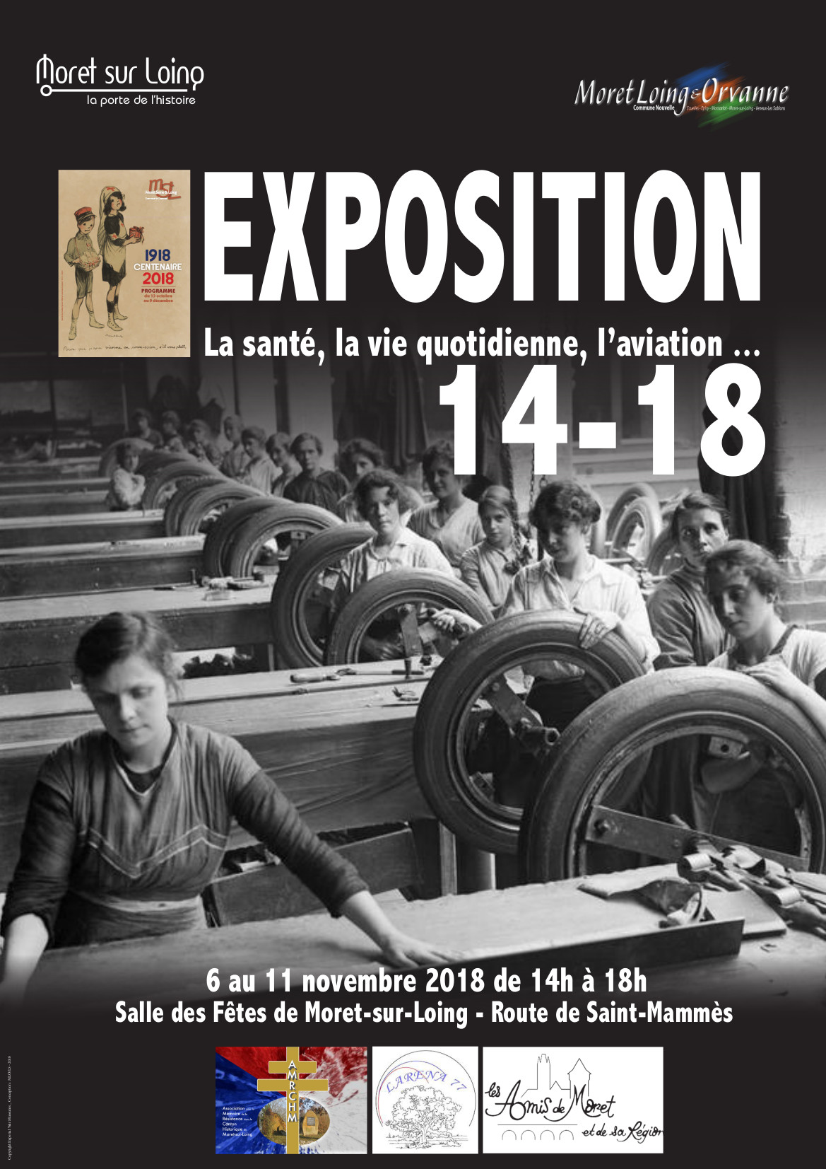 Moret expo 2018