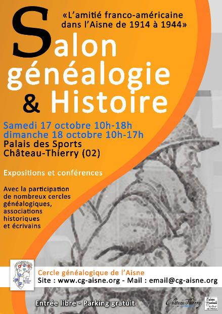 Salon genealogie histoire 3