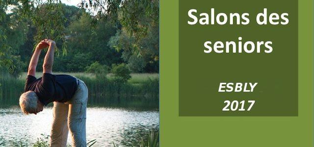 Les 10 et 11 mars 2017 salon des seniors esbly for Salon des seniors 2017