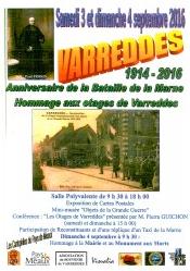 Varreddes 2016